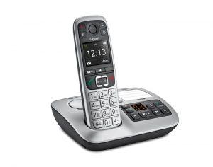Telefono cordless con Sim Card