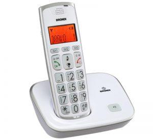 Telefono Cordless Brondi