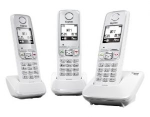 telefono Cordless trio