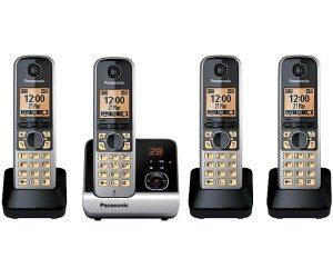 telefonocordless quadruplo